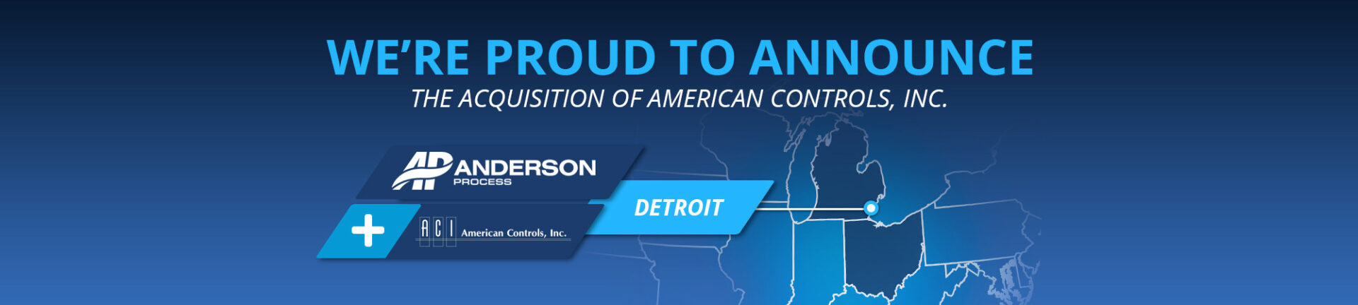 Anderson Process acquires American Controls, Inc.