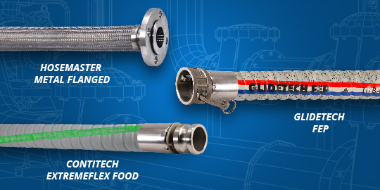 NAHAD-certified Hose and Fittings
