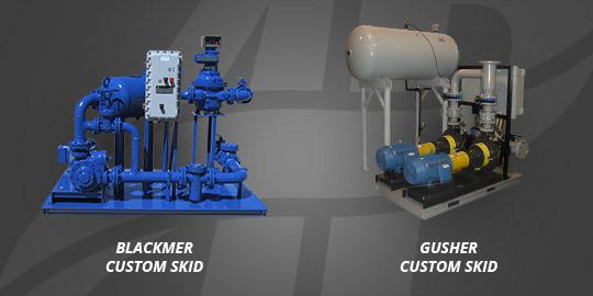 Anderson Process Custom Skids