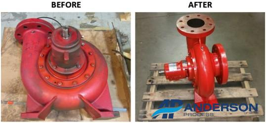Bell+and+Gossett+Model+1510+Pump+Repair+Before+and+After+2[1]