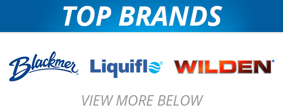 Positive Displacement Pumps - Top Brands