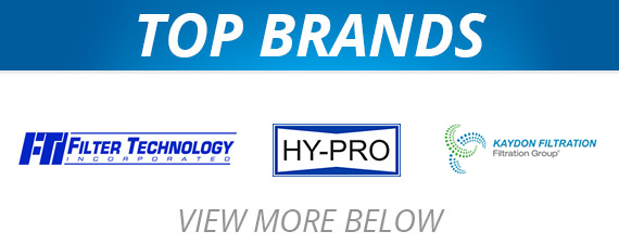 Filtration - Top Brands