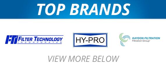 Filtration - Top Brands