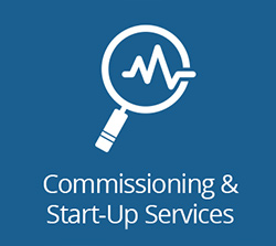 Commissioning Start-Up Services