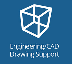 Engineering/CAD Drawing Support