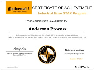 2016+Anderson+Process+Continental+ContiTech+STAR+Distributor+Certificate[1]