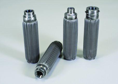 Stainless Steel Cartridges