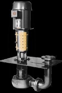 7550 / 7600 Vertical Heavy Duty Pumps