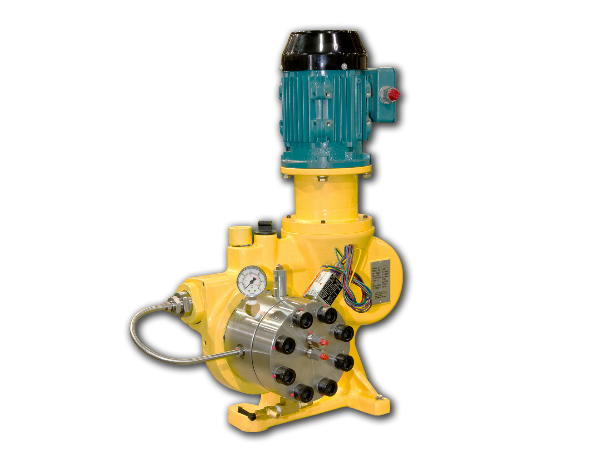 PPI Diaphragm Compressors