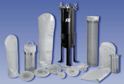 Replacement Liquid Bag Filter Elements