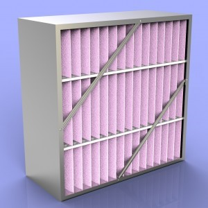Rigid Cell Z-Pak Filters