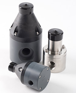 Back Pressure and Pressure Relief Valves