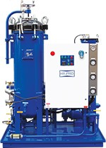 COD Diesel Fuel Conditioning Skid