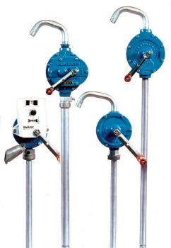 Sliding Vane Hand Pumps