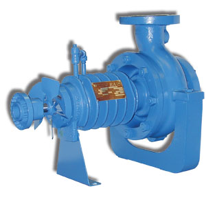 RA Series Air Cooled Hot Oil Pump