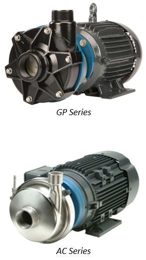 Sealed Pumps