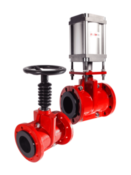 Heavy Duty Valves