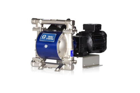 Electric Double Diaphragm Pumps