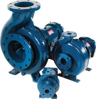 811 ANSI Series - ASME (ANSI) B73.1 Centrifugal Pumps