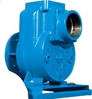 H Series - Self-Priming Centrifugal Pumps