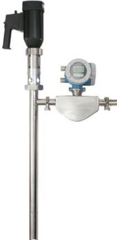 Metering Pumps and Batch Controllers