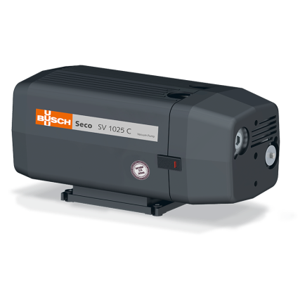 Seco Dry-Running Rotary Vane Vacuum Pumps and Compressors