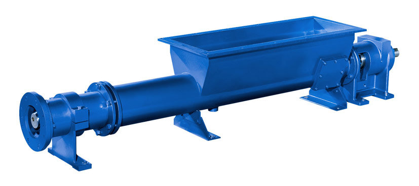G1 - Single Auger Feed