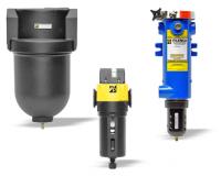Filters, Coalescing, Adsorber & Dryers