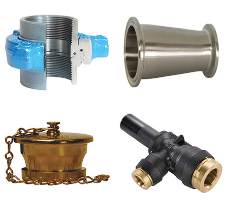 Pipe, Welding & Tube Fittings