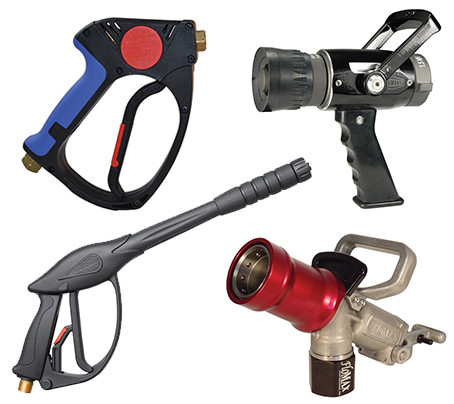 Nozzles, Spray Guns & Accessories