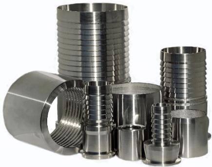 Sanitary/Industrial Couplings & Accessories