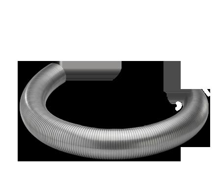 Stripwound Metal Hose