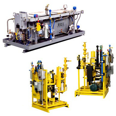 Liquid Fill Systems