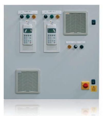Flygt Monitoring & Control Panels