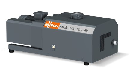 Mink Dry Claw Vacuum Pumps and Compressors