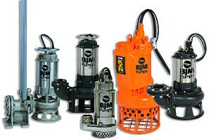 High Temperature Pumps