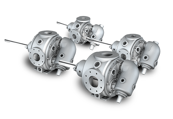 V Series - Internal Gear Pumps