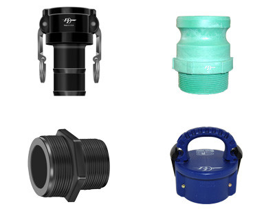 Polypropylene & Nylon Fittings