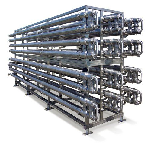Corrugated Tube Heat Exchangers
