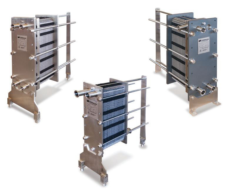 Sanitary Gasketed Plate Heat Exchangers