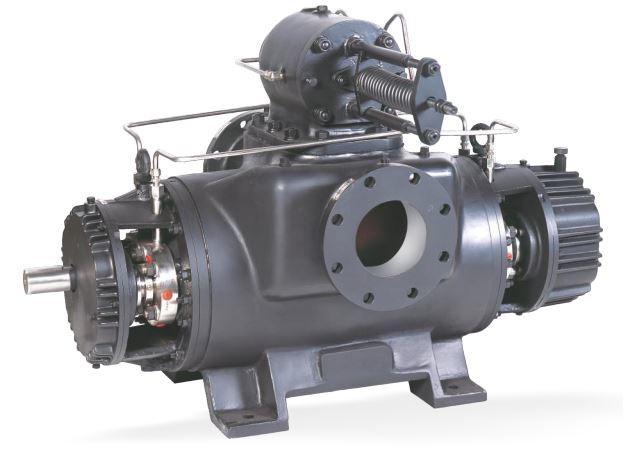 Twin Screw Pumps - RI Series, RE Series, RV Series