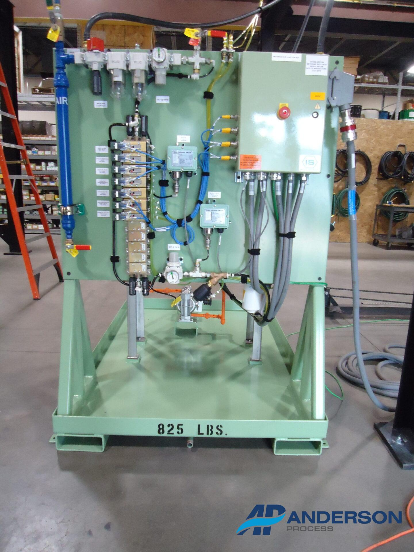 Small Engine Fill Systems
