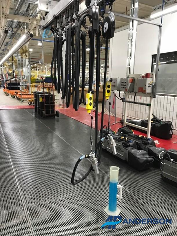 Windshield Washer Fill Systems