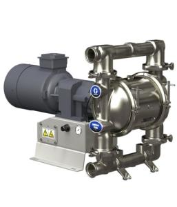 SaniForce 2.0 Food Grade (FS) and High Sanitation (HS) Air & Electric Pumps