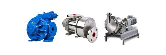 Eccentric Disc Pumps - Top Brands