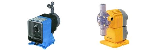 Metering Pumps - Top Brands