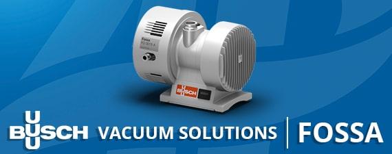 FOSSA Scroll Vacuum Pumps
