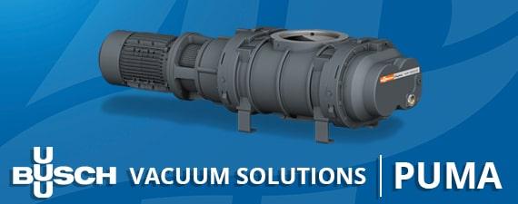 PUMA Vacuum Boosters