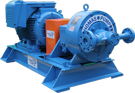 T-GTO High-Pressure Pitot-Tube Pumps