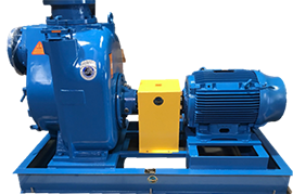 T-PRIME Self-Priming Centrifugal Pumps